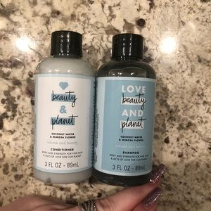 Love Beauty and Planet Hair Duo
